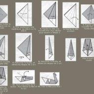 Comment faire des pliage en papier