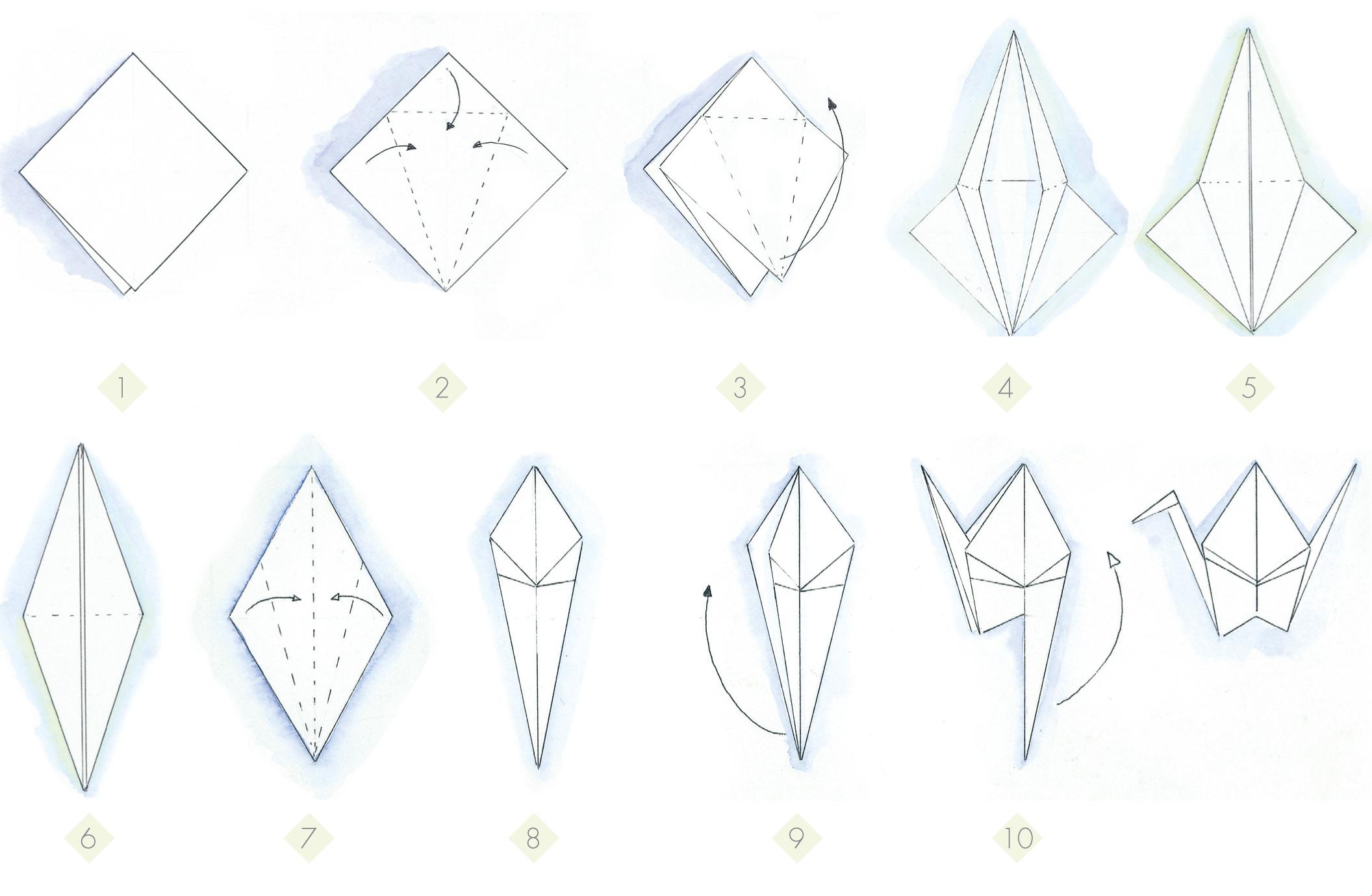 origami pliage