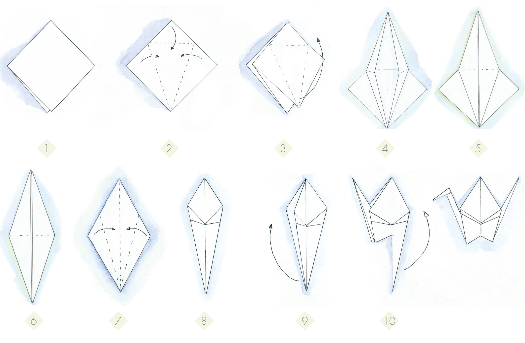 origami pliages