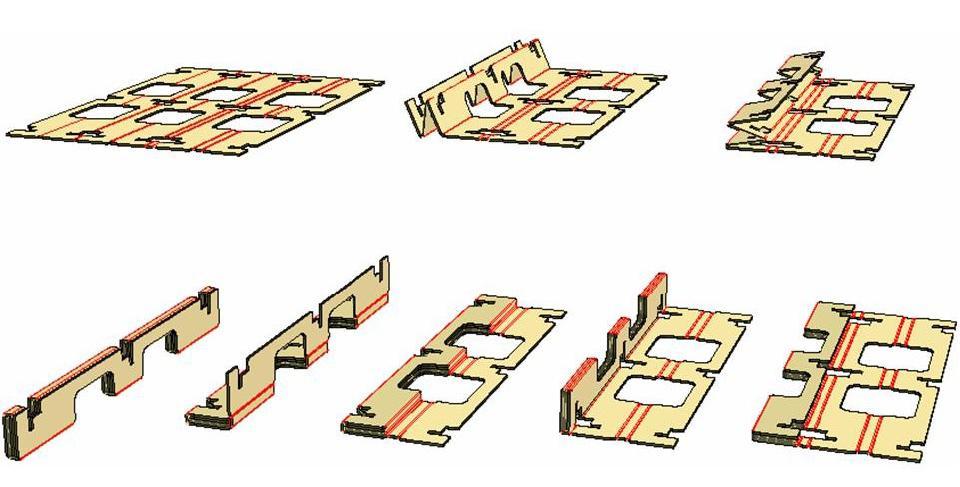 pliage carton