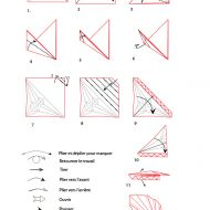 Pliage d origami