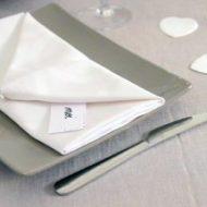 Pliage de serviette enveloppe