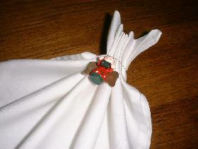 Pliage Serviette En Papier Pour Mariage