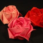 Pliages de papier