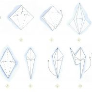 Pliages origami