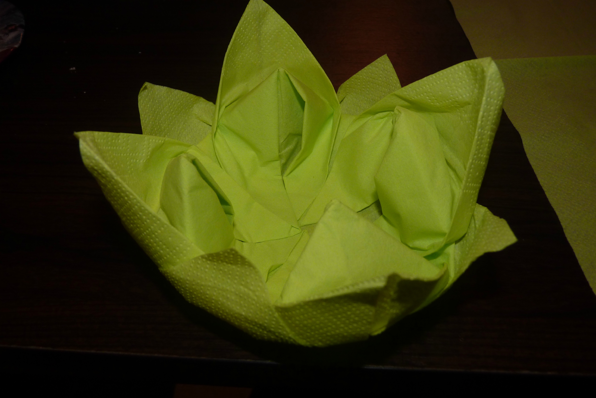 awesome origami fleur de lotus with origami fleur de lotus. Black Bedroom Furniture Sets. Home Design Ideas